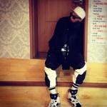 *BIGBANG G-DRAGON(ジヨン)着用スニーカー NIKE AIR JORDAN 6*