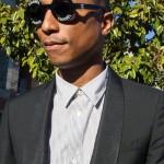 *pharrell williams着用 CHANEL ROUND LOGO VINTAGE SUNGLASSES(シャネル ラウンドロゴ ビンテージサングラス)*