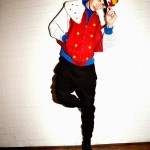 *TOPMAN×AMBUSHⓇDESIGN CLOWN HAT*