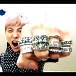 *BIGBANG G-DRAGON(ジヨン)愛用 CHROME HEARTS(クロムハーツ) RING(リング)*