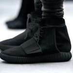 *画像公開!新作Adidas YEEZY BOOST 750(black)*