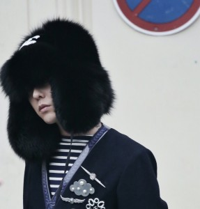 g-dragon chanel 10