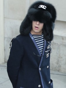 g-dragon chanel 11
