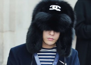 g-dragon chanel 12