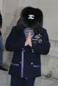 g-dragon chanel 4