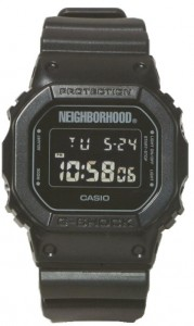 NEIGHBORHOOD×G-SHOCK
