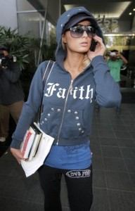 Paris Hilton-Faith-Connexion