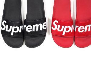 supremeサンダル1