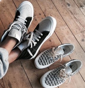 FEAR OF GOD×VANS