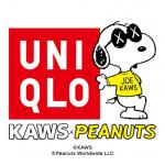 *4月28日発売!KAWS(カウズ)× UNIQLO(ユニクロ × PEANUTS (ピーナッツ)コラボT シャツ*