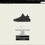 *購入奮闘記!6月7日発売!YEEZY BOOST 350 V2 ADULTS BLACK FU9006*