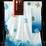 *リンクあり!先着5名限定販売!「リゼロ」レムをモチーフにした着物『恋夢 KIMONO』が発売*