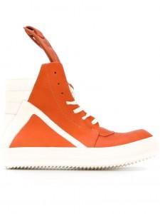 RICK OWENS(リックオウエンス)オレンジ×ホワイト1