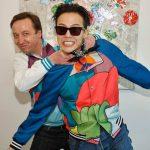 *kawsギャラリーペロタンのオープニングイベントにGD、VERBAL、ティファニーなど韓国ビッグアーティストが集結*