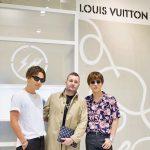 *三代目 J Soul Brothers 期間限定伊勢丹新宿店 ルイ・ヴィトン(LOUIS VUITTON)オープン*