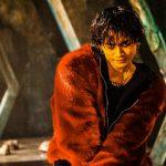 *登坂広臣が着用している赤ファージャケットの ブランドは!?CAVIALE(カビアーレ) *