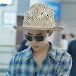 *G-Dragon(ジヨン)着用の麦わら帽子のブランドは?Vivienne Westwood(ヴィヴィアンウエストウッド)ストローハット(麦わら帽子)*