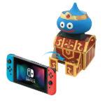 *超絶カワイイ!ドラゴンクエストスライムコントローラー for Nintendo Switch*