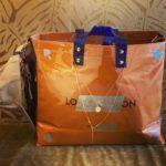 *西山茉希愛用ブランド!VUITTONやvetementsのショッパーをカスタムしたバッグを紹介!mynameisbyloon*