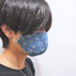 *コロナに負けるな!オシャレなマスクで気分を上げよう!!*